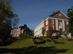 Davis and Elkins College, Randolph County, Elkins, WV