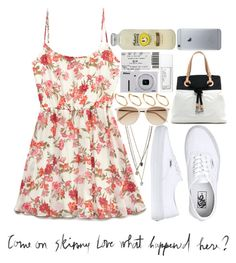 """Come on skinny love what happened here?"" by sunshinegirl-11 ❤ liked on Polyvore featuring beauty, Forever 21, Vans, Chanel, Witchery, ASOS, Nikon and NARS Cosmetics"