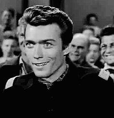 Clint Eastwood in The First Traveling Saleslady (1956)
