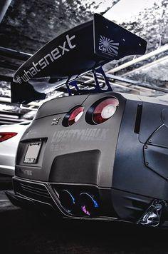 Nissan GT-R by LB Performance www.sportcarsblog.com #nissan #gt-r #gtr