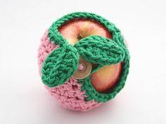 DIY Apple Cozy - FREE Crochet Pattern / Tutorial