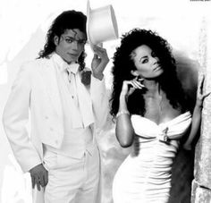 MJ and Tatiana