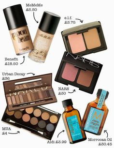 I love makeup, but I also love saving money so makeup dupes are my favorite