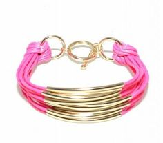 Zenzii bracelet- Come in 12 different colors, found at Nielsens Gifts Brookside http://nielsensgifts.com $26.95