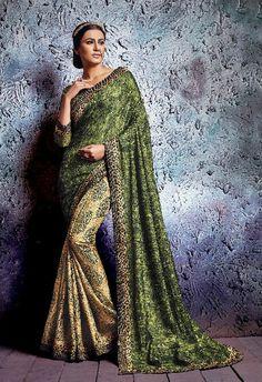 Silk Saree at Aligarh Shop