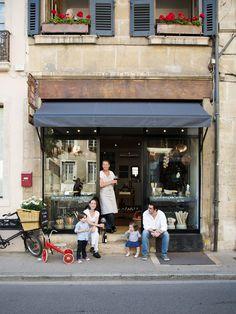 Beaune, France - The Cook's Atelier - cooking school, epicurean center + wine shop