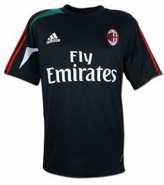 AC Milan Black F50 Training Top 2012-13 by adidas. $41.46. This is where you can purchase the brand new AC Milan Black F50 Training Top 2012-13, part of the AC Milan new training wear collection. It is a black 100% polyester top featuring Adidas Formotion technology which is designed to improve the fit and movability for a comfortable wearing experience. The sleeves boast three red Adidas stripes, and the shoulders have mesh panels for ventilation green on one si...