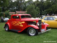 Hot Rod at New Mill Park - Sweden