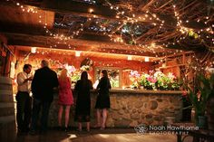Barn decoration for weddings