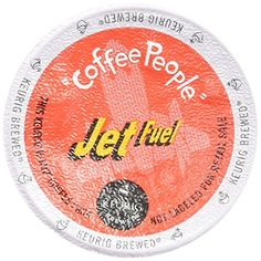Attention ground control. #Coffee People Jet Fuel Keurig K-Cups are coming in for a landing. This brew will really get your engine running. The only Keurig K-Cup...