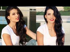 Hızlı Saç Uzatma Yöntemleri - YouTube