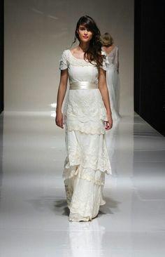 Vintage Wedding Dress - Decades Collection