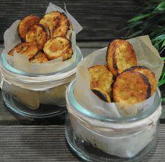 Rodajas de plátano crujientes condimentados al estilo Caribeño | Concucharaytenedor | Blog cocina