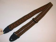 """LM Products Orange Hootenanny, """"Hippy"""" Nylon Guitar Strap NEW by Generic. $6.20. Features:   2"""" Wide Works with Acoustic/Electric, Guitar/Bass Heavy Duty Nylon Construction  Model: PS3HO"""