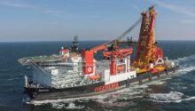 """Subsea 7 S.A. (Oslo Børs:SUBC) said Thursday that they have been awarded an $800 million subsea, umbilical, riser and flowline (SURF) contract from Total E&P Norge AS for the development of the Martin Linge gas field, located 180 km west of Bergen in the North Sea. """"This project is the largest SURF contract ever awarded …"""