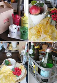 jess at home: Backyard Party Ideas