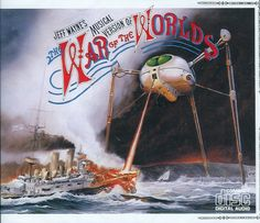 Jeff Wayne's War of the Worlds. Stood the test of time.