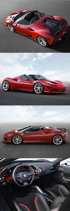 2017 Ferrari J50 / 50 years in Japan celebration / Italy / red / 488 Spider / Special Projects / limited to 10pcs / 690hp / 16-103