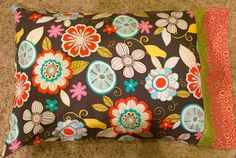 A personal favorite from my Etsy shop https://www.etsy.com/listing/269556470/funky-boutique-pillowcase