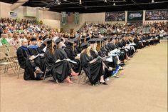 Northwest Missouri State University Summer 2014 Commencement