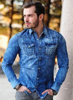 Erkek Gömlek 657 Kot | Modelleri ve Uygun Fiyat Avantajıyla | Modabenle