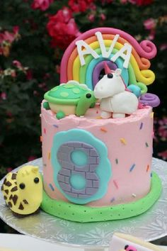 Check out this fun Roblox - Adopt Me birthday party! The birthday cake is awesome! See more party ideas and share yours at CatchMyParty.com Girls Birthday Party Themes, Girl Birthday, Birthday Parties, Birthday Cake, Bridal Shower Cakes, Baby Shower Cakes, Rustic Cake, Holiday Cakes, Gorgeous Cakes