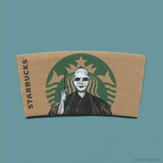 Les verres Starbuck version Pop Culture