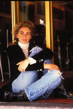"""""""Julia Roberts in the a thread"""" 80s Fashion, Fashion Week, Street Fashion, Vintage Fashion, Fashion Tips, Fashion Trends, Fashion Quotes, Fashion Ideas, Fashion Outfits"""