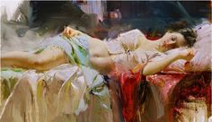 Pino Daeni Sexy Naked Woman Impressionist Oil painitng Home Decor Painting Hand painted Canvas Living room Modern Wall Pictures home makeover -*- AliExpress Affiliate's buyable pin. Find similar products on www.aliexpress.com by clicking the image