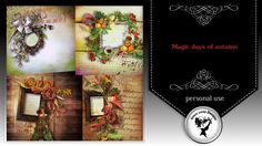 Magic days of autumn QP by Black Lady Designs - $2.00 : ScrapBird!, source for digital scrapbooking