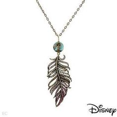Disney Couture Pocahontas Necklace