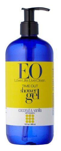 EO Shower Gel, Coconut and Vanilla, with Tangerine, 16 Ounce by EO, http://www.amazon.com/dp/B004PYQFE2/ref=cm_sw_r_pi_dp_ikmesb1R08TXR