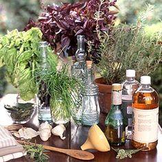 Herbal crafts ;-)