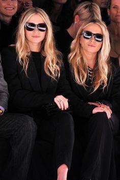 El secreto detras de las ondas naturales de las hermanas olsen.