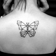 Butterfly Tattoos Designs for Girls (25)