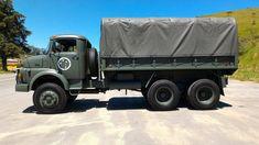 Mercedes-Benz LG-1213 6X6 - Brazilian Army