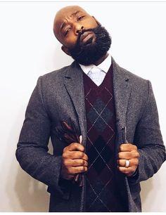 Argyle beard by Prof. Hicks