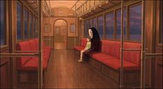 Check out all the awesome spirited away gifs on WiffleGif. Including all the studio ghibli gifs, chihiro gifs, and anime gifs. Hayao Miyazaki, Miyazaki Spirited Away, Studio Ghibli Spirited Away, Art Studio Ghibli, Studio Ghibli Films, Totoro Gif, Korean Girl Ulzzang, Arte Pulp Fiction, Spirited Away Wallpaper