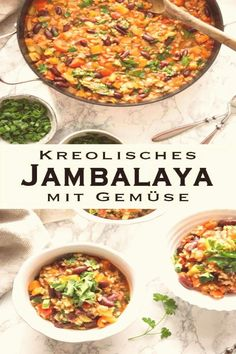 #How #to #cook #beans #einfache #rezepte Traditionelles kreolisches Gemüse Jambalaya Reiseintopf mit Kidney Bohnen vegan vegetarisch glutenfrei  Einfache Gesund Rezepte Elle Republicbrp classfirstletterYou are in the right place about gerichtpWhen you use this pen which requires a significant size the width and height of the pen are also very important to you We therefore wanted to provide information about this The width of this pin is 600 br The pin height is determined as 1200You can… Lentil Potato Soup, Lentil Stew, Healthy Soup Recipes, Vegetarian Recipes, Vegan Vegetarian, Beer Recipes, Vegan Food, Cooking Recipes, Chana Masala