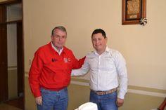 Visita Presidente Municipal de Susticacán. Educación IZEA