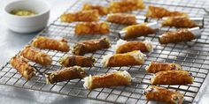 Mini Cannolis - Anna Olson