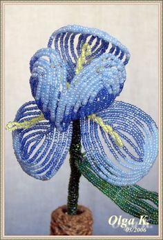 Цветы - beaded flowers – Olga Kushelev – Webová alba Picasa