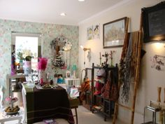 Coisas da Doris: Para quem mora longe......fotos da loja.....