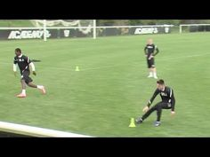 How to run faster and boost endurance | Soccer training drill | Nike Academy - YouTube