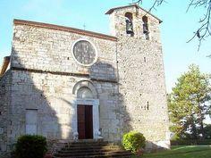 Abbazia di San Nicolò. XI secolo