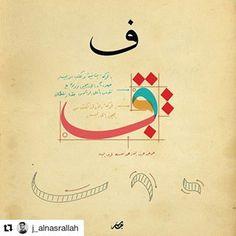 No photo description available. Calligraphy Lessons, Calligraphy Tutorial, Arabic Calligraphy Design, How To Write Calligraphy, Arabic Calligraphy Art, Arabic Art, Calligraphy Alphabet, Graffiti Alphabet, Lettering
