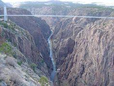 royal gorge bridge picture - Google Search