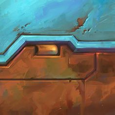 Mark Khalil Paints!