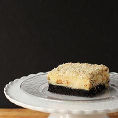 Cookistry: If Boston Cream Pie met Tiramisu and Cheesecake in a dark alley ...