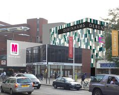 The Mall, Wood Green, London